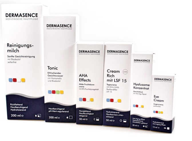 alle e1439479762150 - Dermasence Reinigungsmilch & Tonic