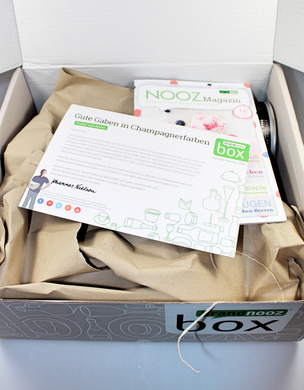 box - Brandnooz Genuss Box