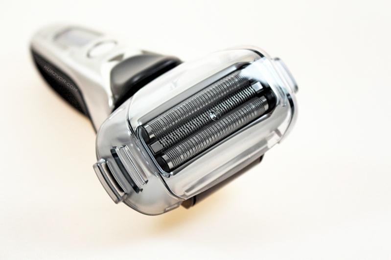handstueck 4  - Panasonic ES-LT4N-S803 Rasierer