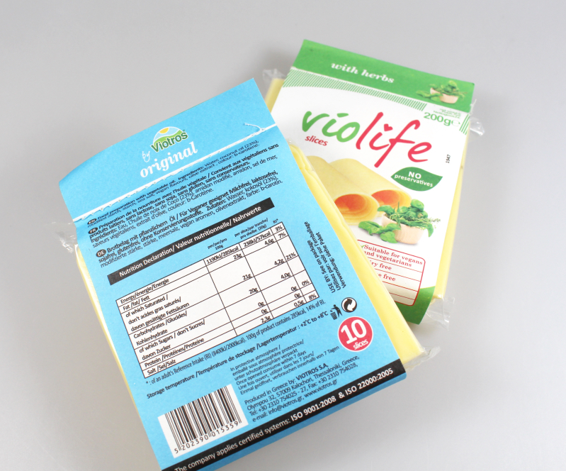 hinten1 - Veganer Käse von Violife