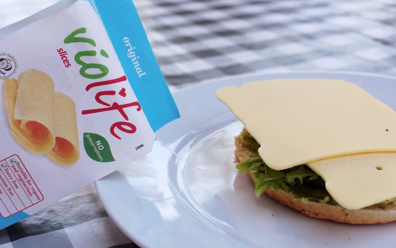 natur 4 - Veganer Käse von Violife