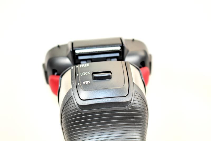 rueck2  - Panasonic ES-LT4N-S803 Rasierer