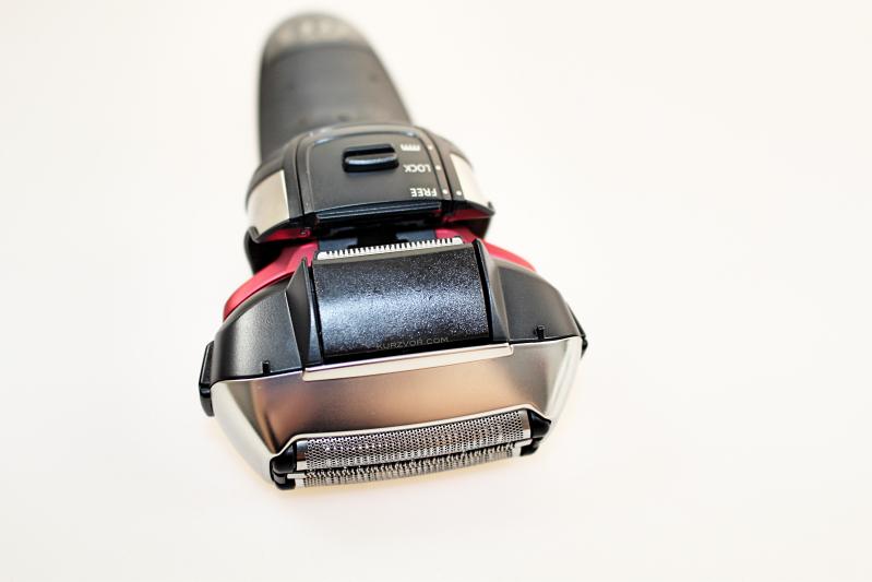 rueck total - Panasonic ES-LT4N-S803 Rasierer