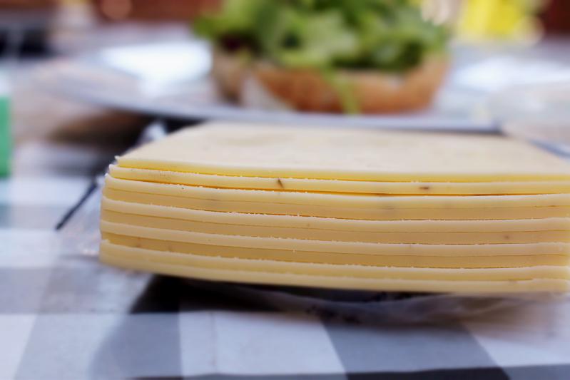 scheiben - Veganer Käse von Violife
