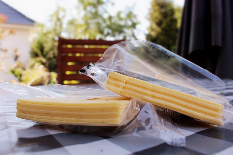 verpack offen - Veganer Käse von Violife