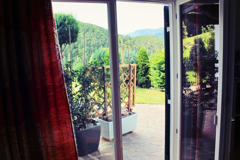 ausgang innen - Ein Urlaub mit Airbnb