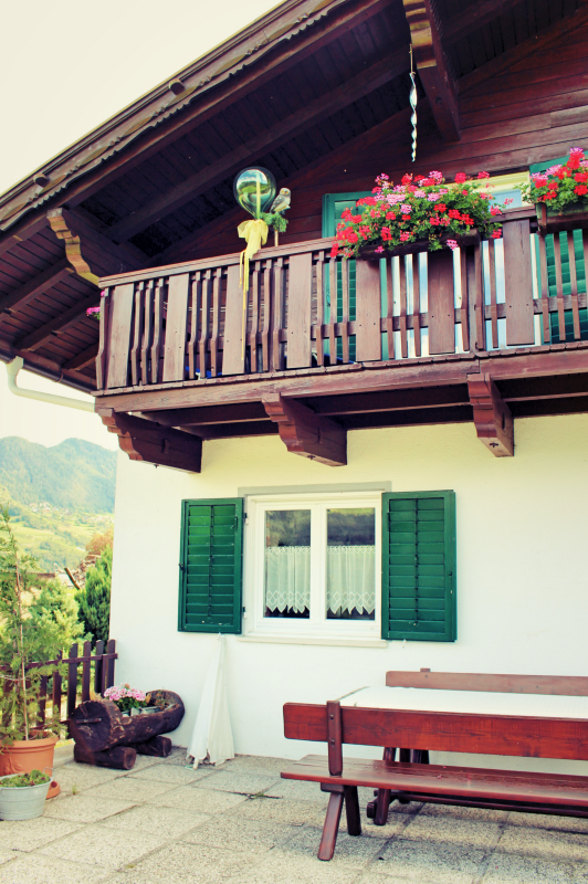 balkon - Ein Urlaub mit Airbnb