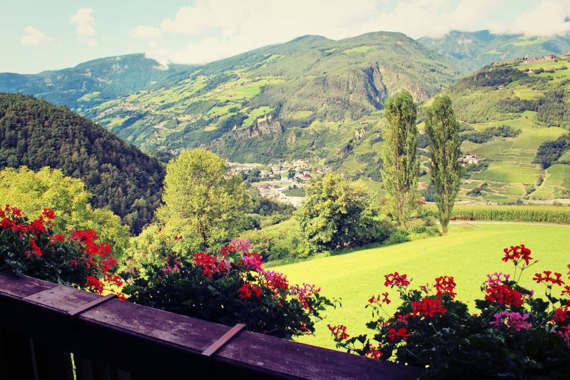 blick balkon - Ein Urlaub mit Airbnb