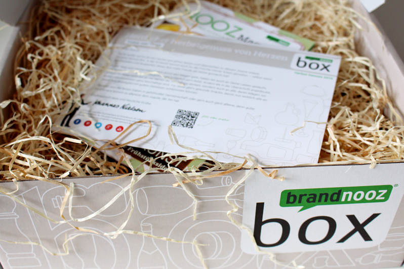 box - Brandnooz Genuss Box Herbst 2015