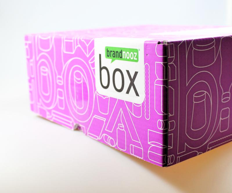 box1 - Brandnooz Wohlfühl-Glanz Box 2015