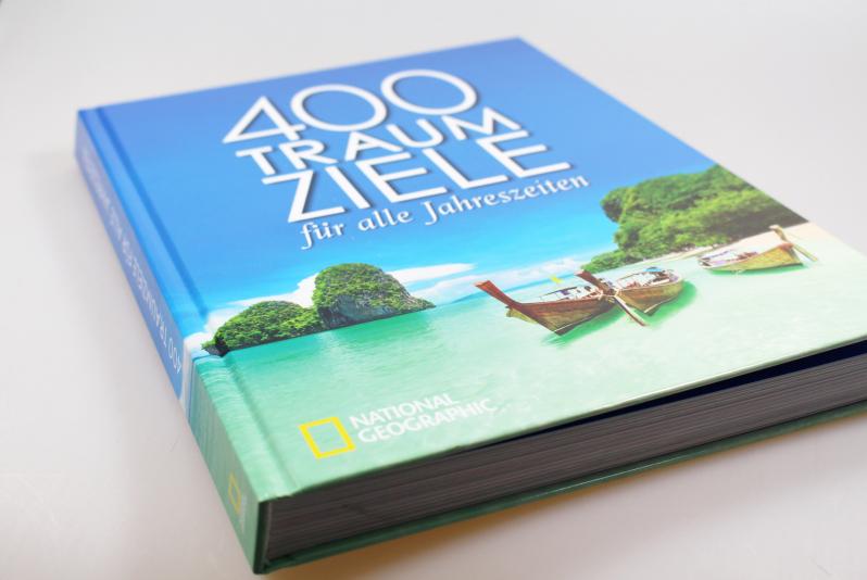cover 3 - 400 Traumziele für alle Jahreszeiten
