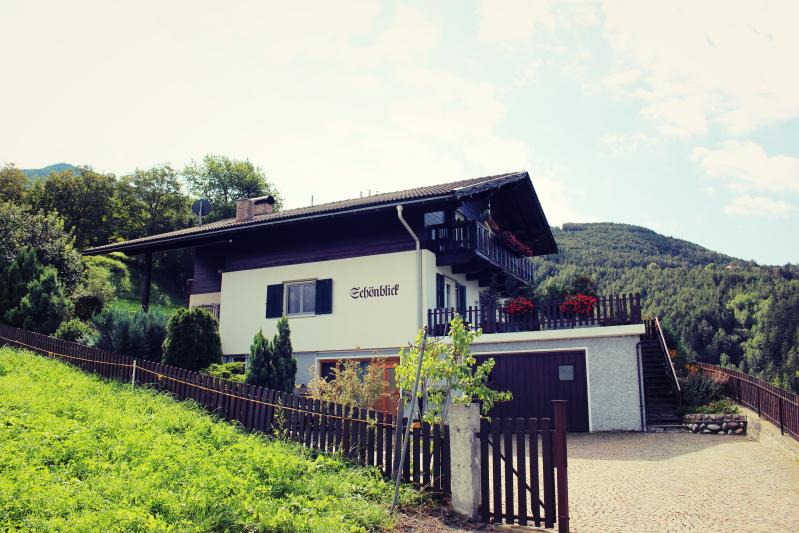 haus seite - Ein Urlaub mit Airbnb