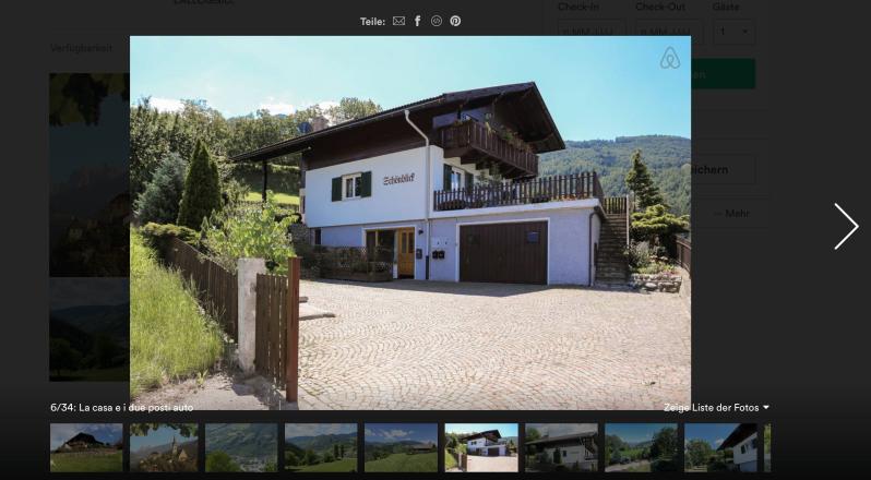 shots - Ein Urlaub mit Airbnb