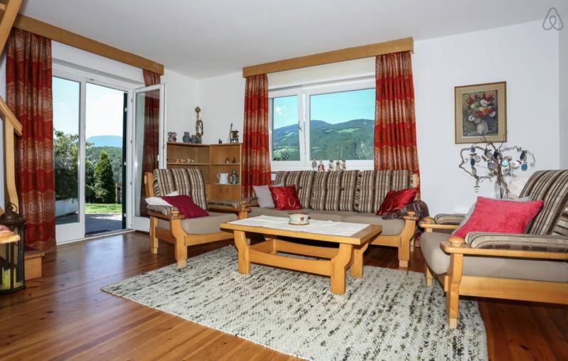 stube - Ein Urlaub mit Airbnb