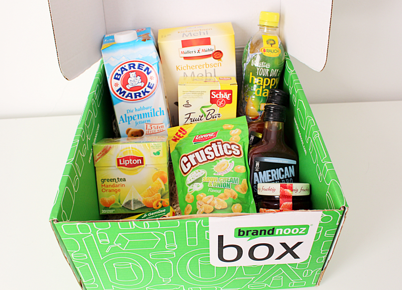 box - brandnooz Box September 2015