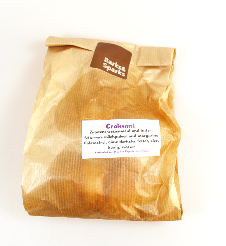 croissant - Pfötchenbox September 2015