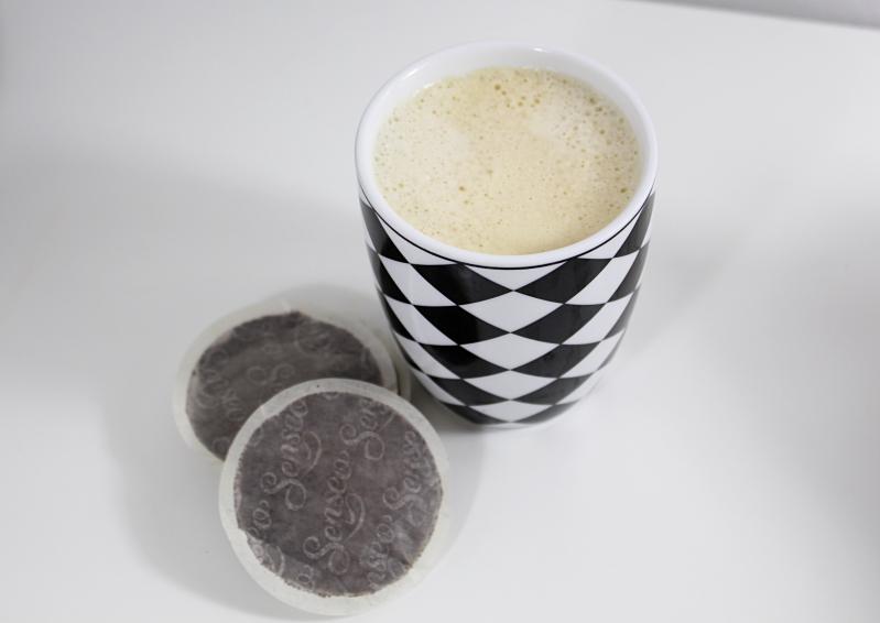 kalter kaffee - Philips Senseo Viva Café