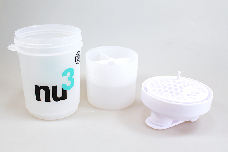 shaker - nu3 Box Fit & Fun #1