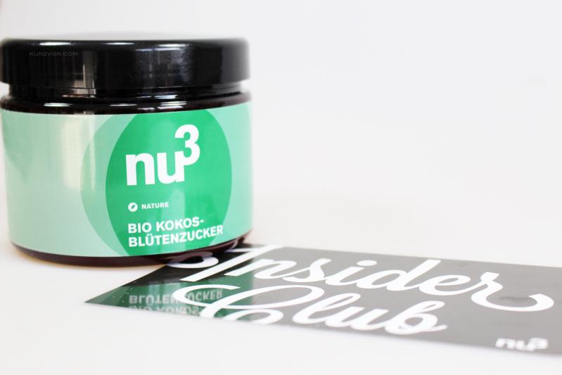 zucker - nu3 Box Fit & Fun #1