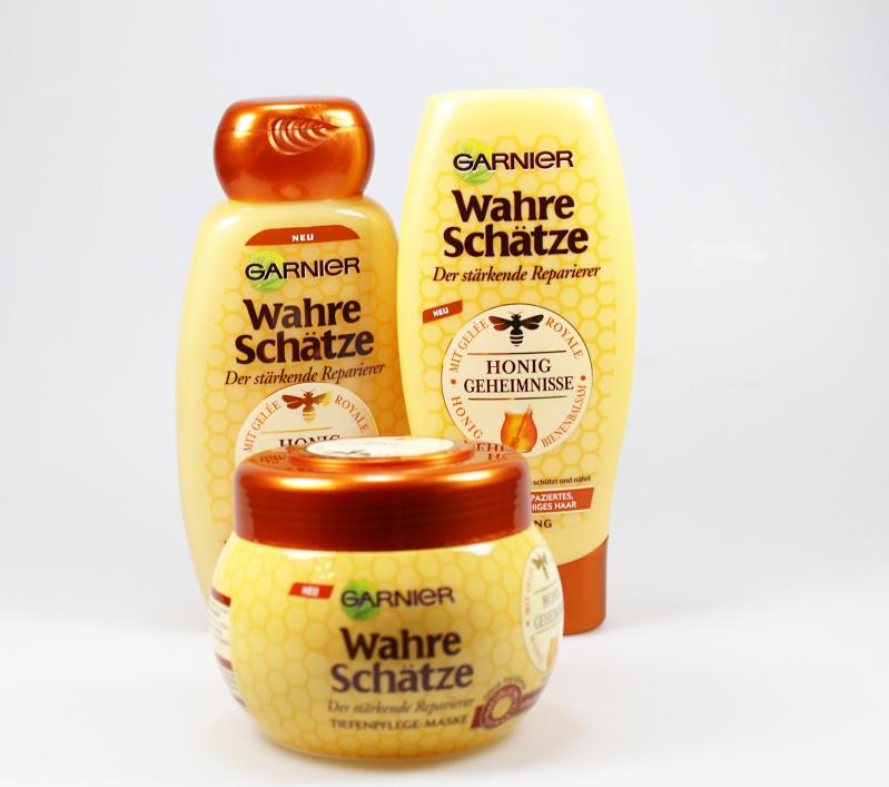 alle 2 - Wahre Schätze Honig Geheimnisse