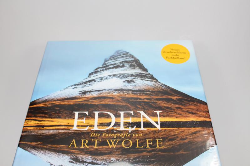 close cover - Eden - Die Fotografie von Art Wolfe