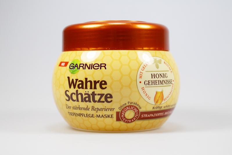 maske - Wahre Schätze Honig Geheimnisse