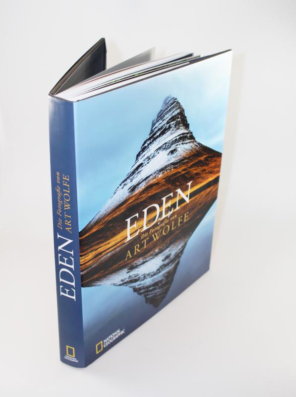 stehend - Eden - Die Fotografie von Art Wolfe