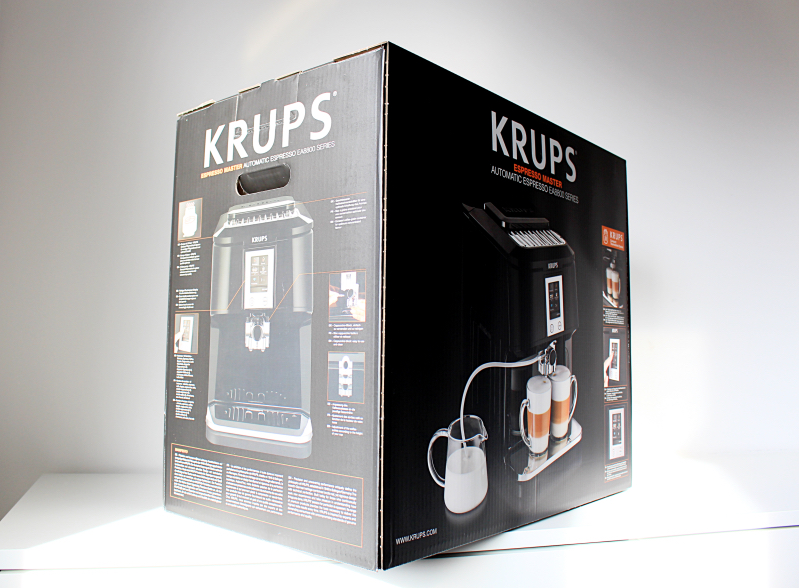 verpackung2 - Krups 2in1 Touch Kaffeevollautomat