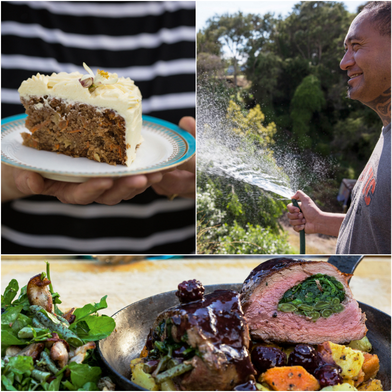 Mix1 - Das grosse Neuseeland Kochbuch