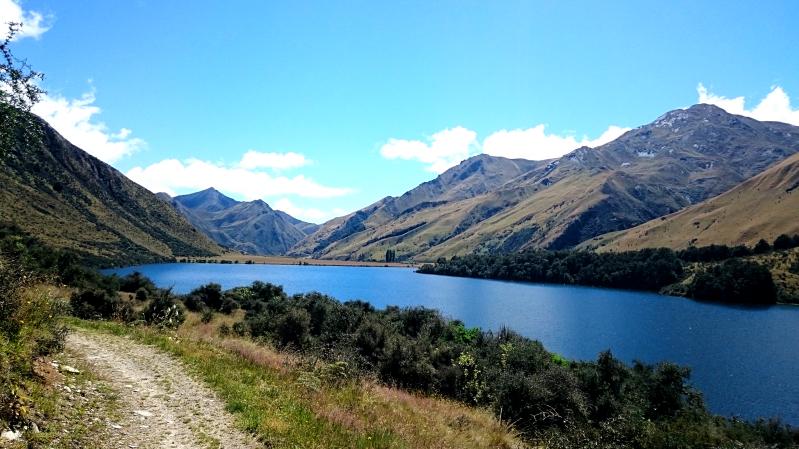 Neuseeland berge