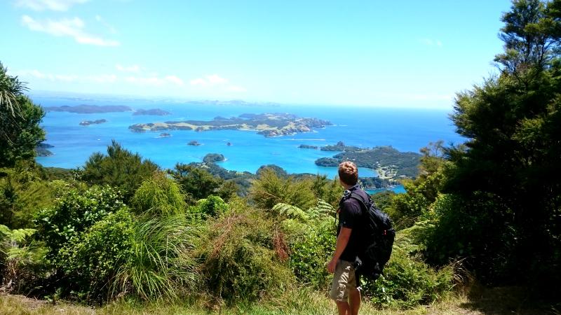 Neuseeland view