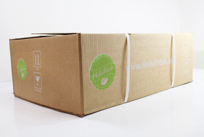 box - Hello Fresh Kochbox