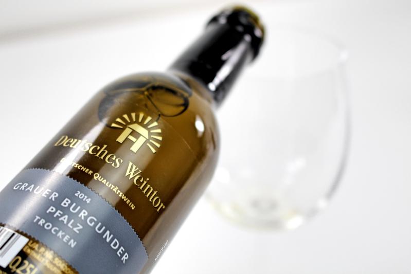 grau glas - Deutsches Weintor - Pfälzer Viertel