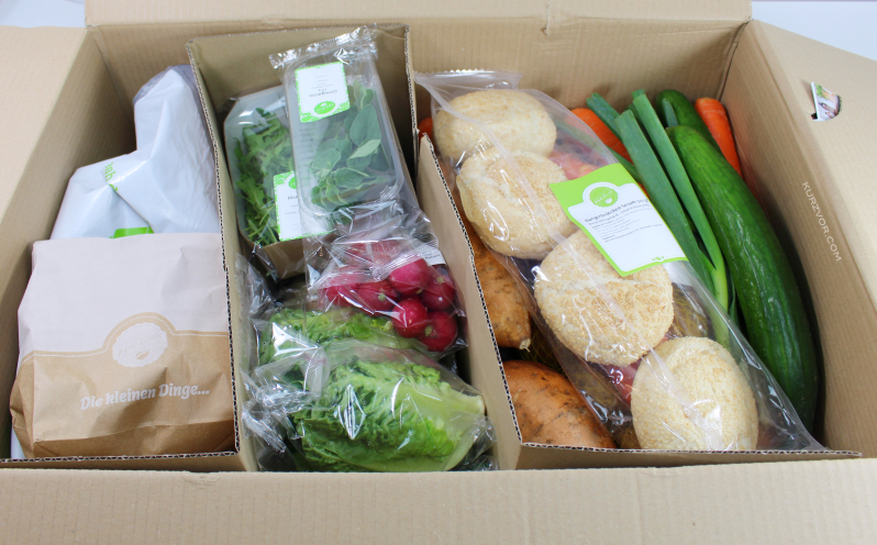 innen alles - Hello Fresh Kochbox