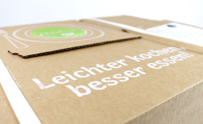 leichter kochen - Hello Fresh Kochbox