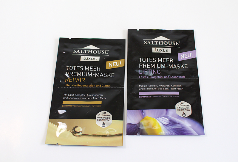 masken - Salthouse Totes Meer Therapie