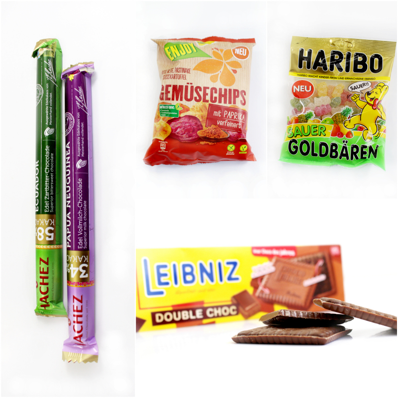 mix sweets - Brandnooz Box Januar 2016