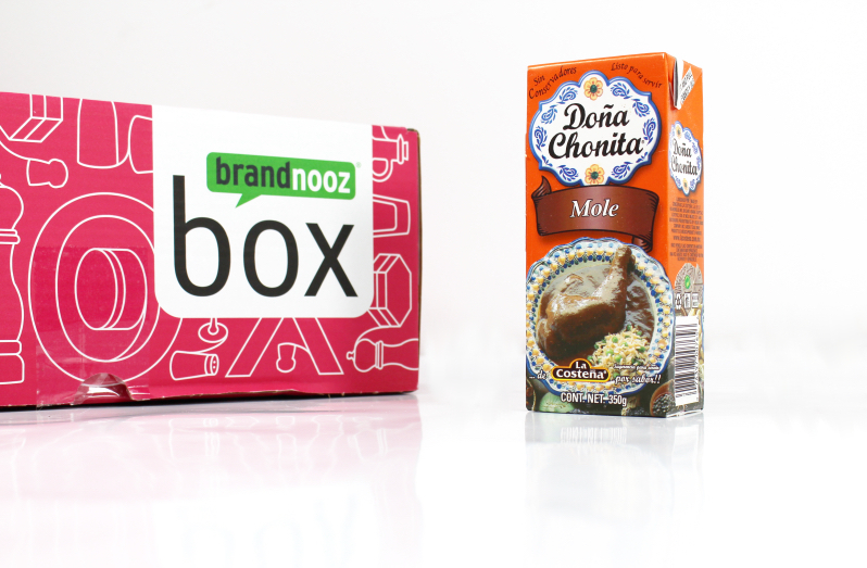 mole - brandnooz Genuss Box Januar 2016
