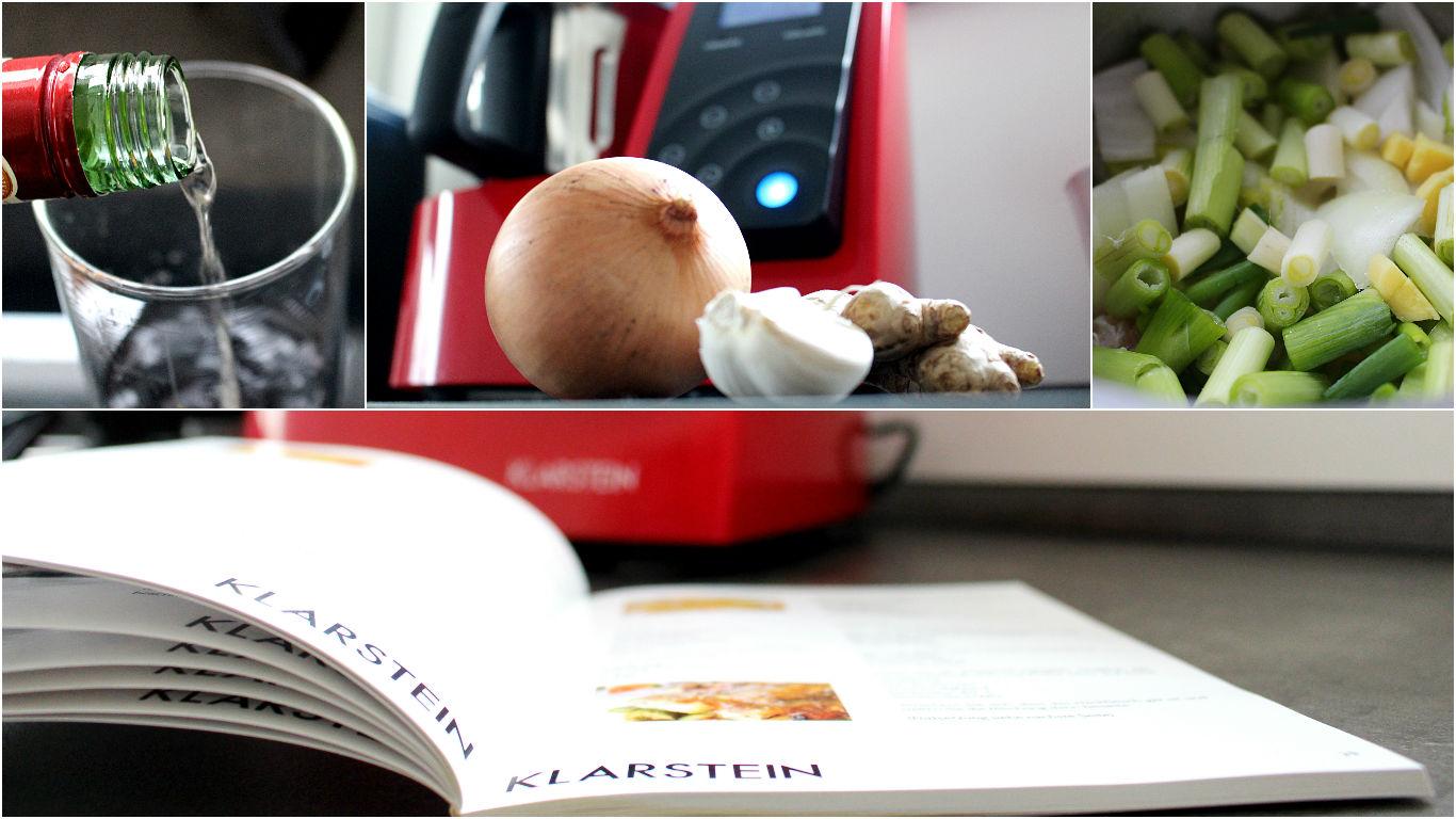 klarstein kitchen hero kurzvor produkttests. Black Bedroom Furniture Sets. Home Design Ideas