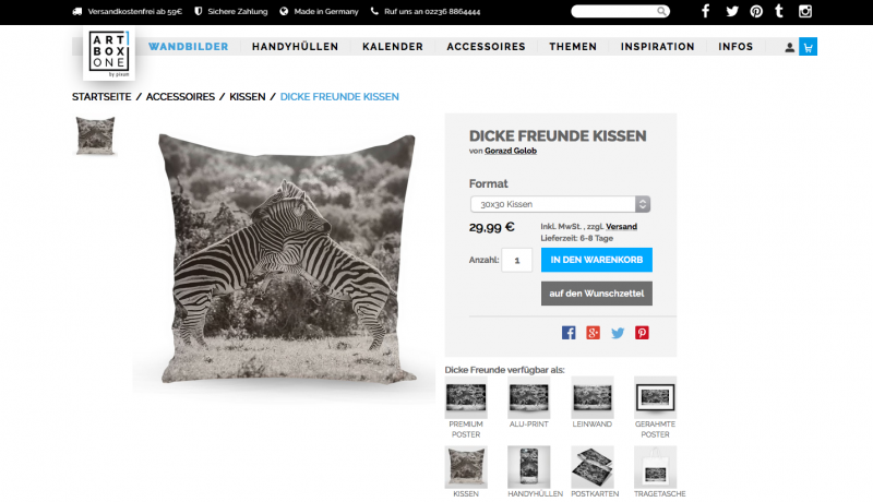 Shop Zebras