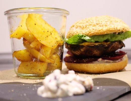 burger 520x400 - Hello Fresh Portobello Burger