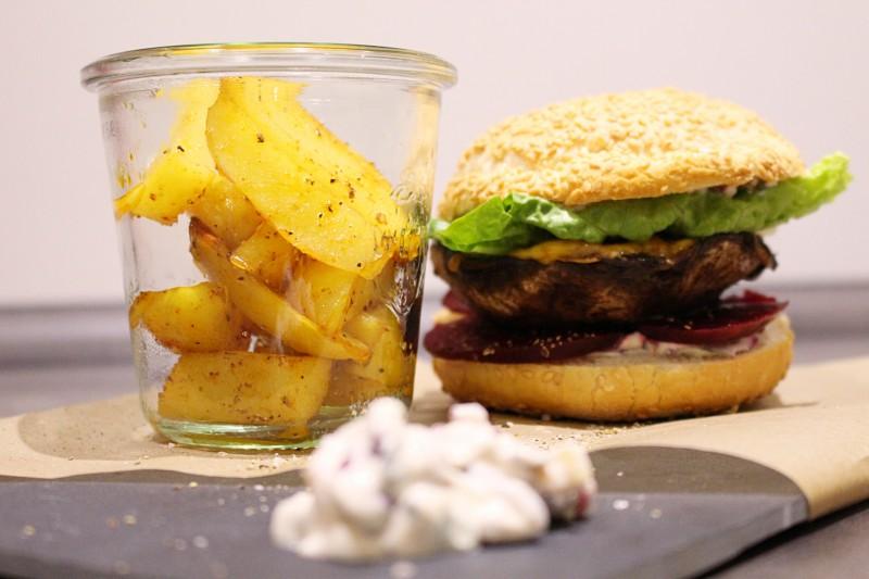 Portobello _burger