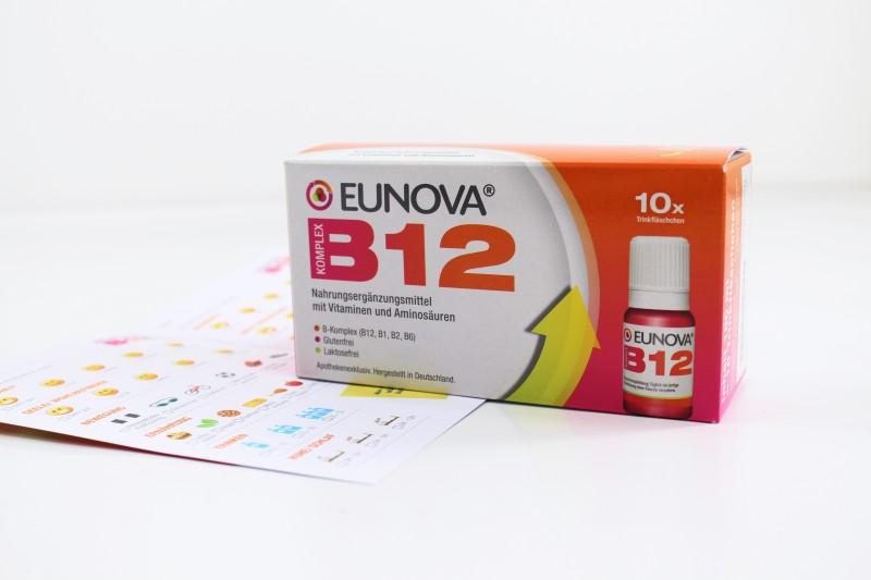 total e1456170750608 - Eunova B12 Komplex