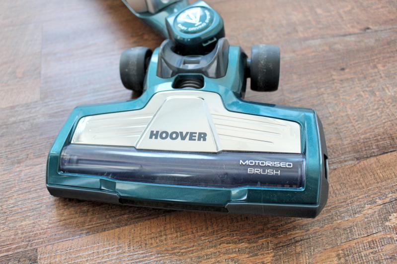 unten buerste - Hoover Athen Evo Akku-Handstaubsauger