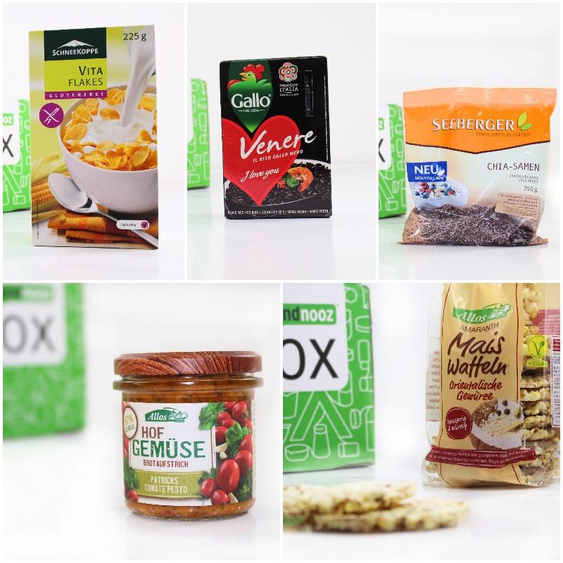 mix food - brandnooz Genuss Box Frühjahr 2016