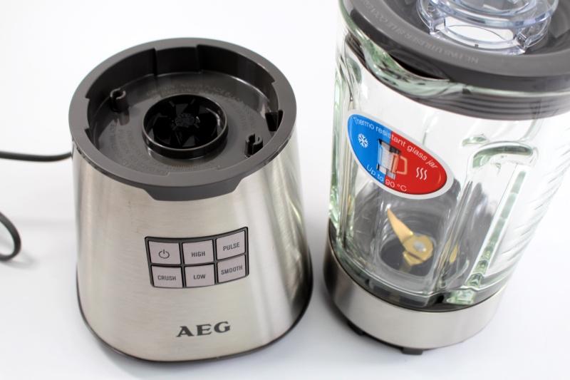 Aeg Kühlschrank Piept : Aeg standmixer perfectmix sb ps kurzvor produkttests