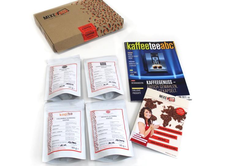 box 1 - Mixeobox & Gewinnspiel