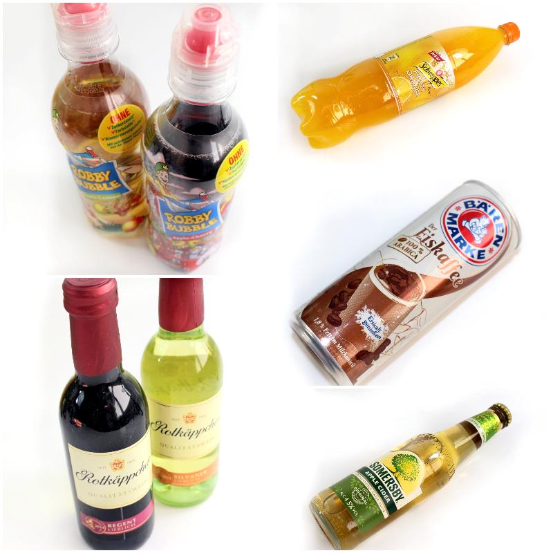 Picknick _drinks