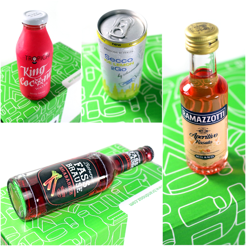 drinks - Brandnooz Box März 2016