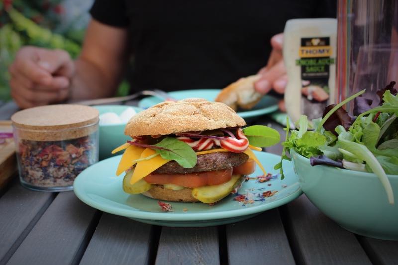 burger - Burger Grillparty & Gewinnspiel
